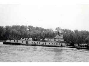 Wisconsin Barge Line Tug Boat